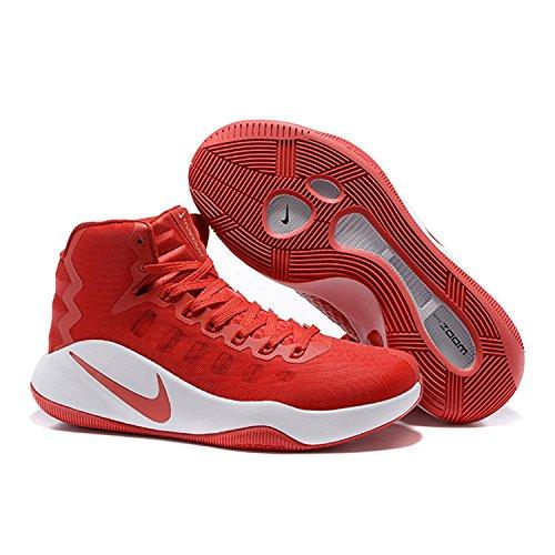 Nike Basketball 2016 Red Shoes Men's Hyperdunk rqfnrt