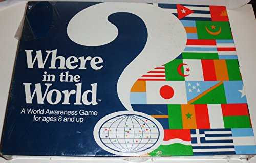 Where in the World? A World Awareness Game