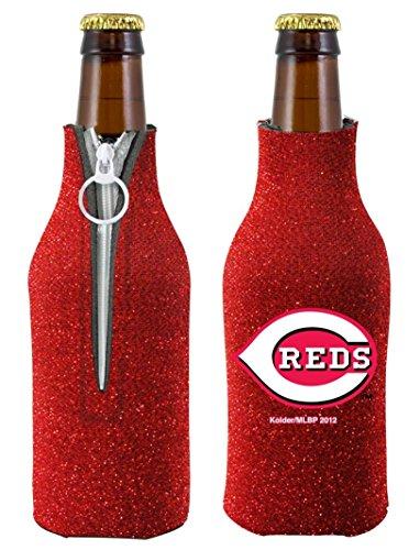 MLB Cincinnati Reds Bottle Suit Holder, One Size, Team Color