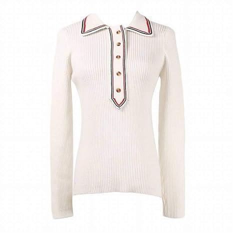 Good dress Cuello de Polo de la Universidad de Otoño e Invierno ...