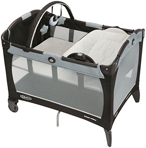 Graco Pack 'n Play Playard with Reversible Napper & Changer - Coco