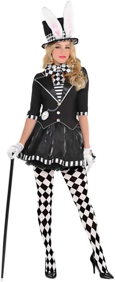 Sombrerero Loco Disfraz para Mujer Dark el Sombrerero Loco de ...