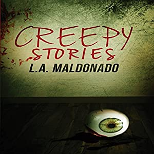 Creepy Stories Audiobook