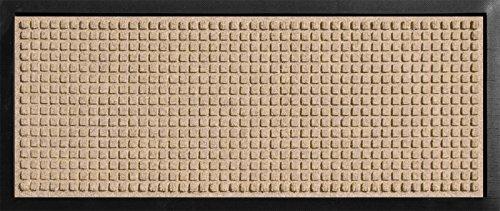 AquaShield Squares Boot Tray, 15 by 36-Inch, Medium Brown by AquaShield