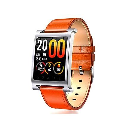 ZLOPV Pulsera 2019 Sport Men Smart Watch K6 Ritmo cardíaco ...