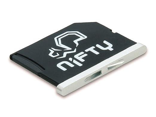 5 opinioni per Nifty MD3-RP-PRO SR4G- Scheda di memoria da 4 GB, con adattatore per Macbook Pro