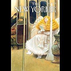 The New Yorker, December 12th 2011 (Michael Specter, Kelefa Sanneh, Anthony Lane)