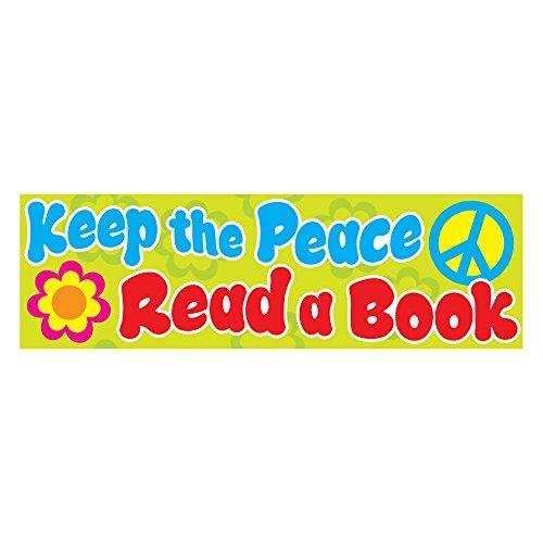 Trend Enterprises Bookmarks - TREND enterprises, Inc. Keep the Peace Bookmarks, 36 ct