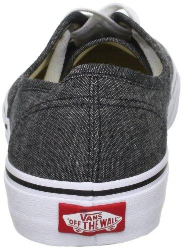 Classic Black Classic Unisex Shoes In Canvas Canvas Authentic Vans Black nq7vwaSC