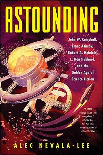Amazon Com Astounding John W Campbell Isaac Asimov Robert A