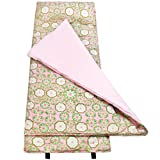 Wildkin Original Nap Mat, Children's Original Nap Mat with Built in Blanket and Pillowcase, Pillow Insert Included, Premium Cotton and Microfiber Blend, Children Ages 3-7 years – Majestic