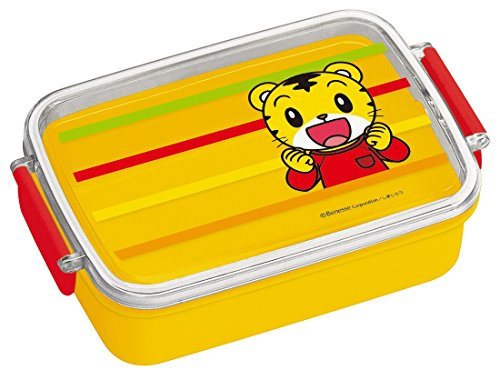 Skater tight lunch box Shimajiro 450ml RB3A