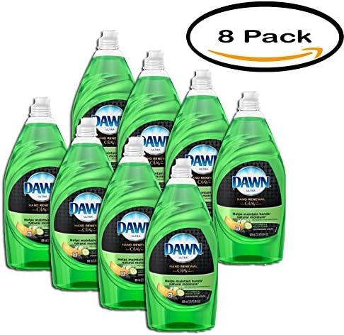Pack de 8 – Dawn mano renovación con Olay lavavajillas líquido ...
