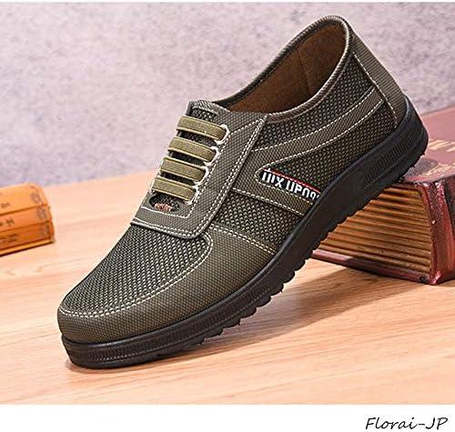 メンズ 靴 カジュアルシューズ ワーキングシューズ ローファー メッシュ スリッポン ローカット フォマール 四季通用 通気性 蒸れない 涼しい 快適 軽量 防滑 歩きやすい コンフォート おしゃれ