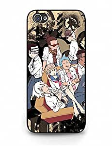 Joe A. Esquivel's Shop 2015 2749881M787778204 Iphone 5 Case, Fancy Soul Eater Photo Protective Snap-On Case for Iphone 5S