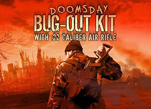 Crosman Doomsday Rifle 2289 rifle