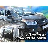 Brodit 854293 ProClip f/ür Citroen C3 Picasso 09-10 schwarz