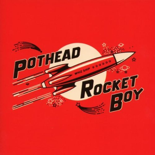 Rocket Boy by Pothead