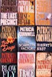 Patricia Cornwell Collection (Set of 9 Books) Cruel and Unusual,the Last Precinct, Blow Fly, Trace, Hornet's Nest, Blow Fly, Portrait of a Killer, Isle of Dogs, Cause of Death, the Scarpetta Factor,