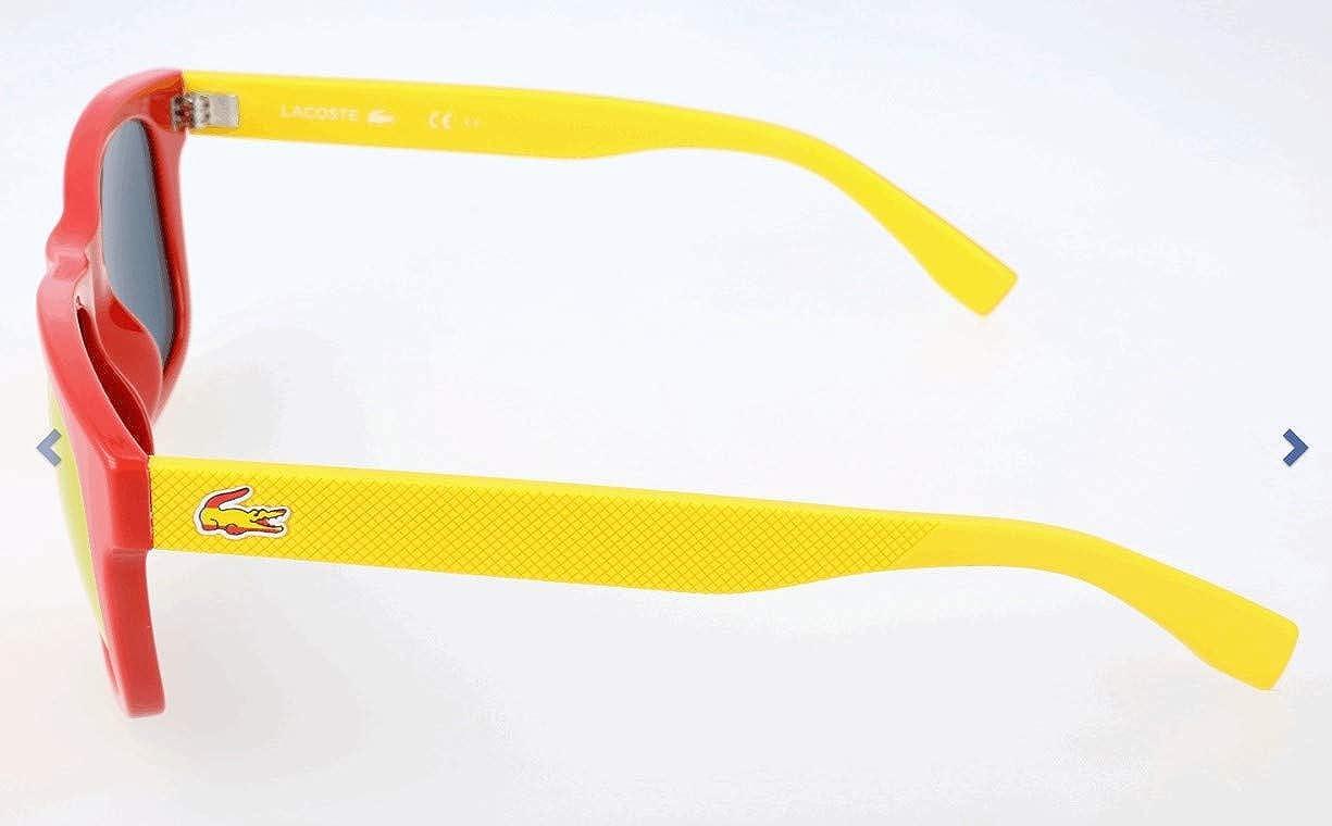52.0 Orange Lacoste Unisex Adults Sonnenbrille L790Sog Sunglasses