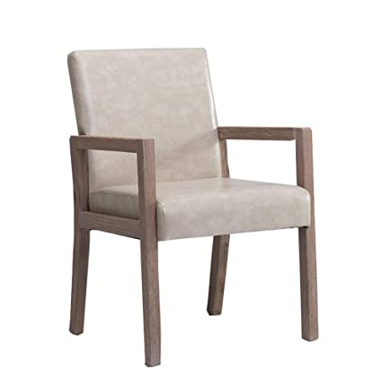 Amazoncom Dining Chair Yxx Modern Leather Dining Side Chair