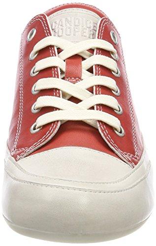 Zapatillas Marlboro Tamponato Candice Mujer para Cooper Rojo Rot aqwF6gA