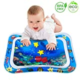 Dreampark Inflatable Tummy Time Premium Water Mat for Infants & Toddlers, Activity Center Your Baby's Stimulation Growth Baby Toys 3 to 12 Months (26
