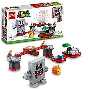 LEGO Super Mario Guai con la Lava di Womp - Pack di Espansione, Giocattolo, Set di Costruzioni, 71364  LEGO