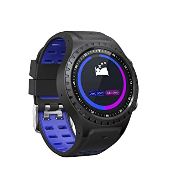 ZLOPV GPS Smart Watch 1.3 Pulgadas IPS táctil Completa ...