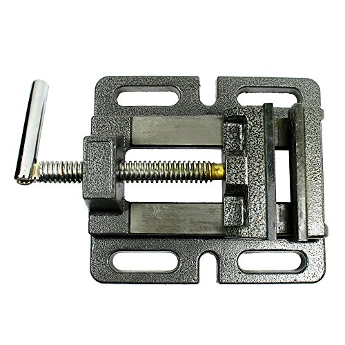 3'' Drill Press VISE Pipe Clamping Holding 3 Inch Throat Open Workbench Vice by Unknown (Image #3)