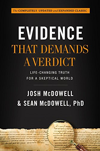 Reviews/Comments Evidence That Demands Verdict: Life-Changing Truth for Skeptical World