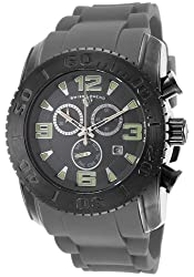 Swiss Legend Men's 10067-GM-014 Commander Analog Display Swiss Quartz Grey Watch
