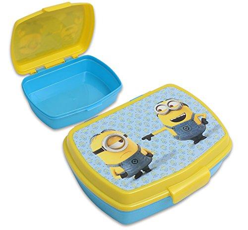 UPC 795229999173, Minions Plastic Sandwich Box