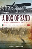 A Box of Sand, Charles Stephenson, 0957689225