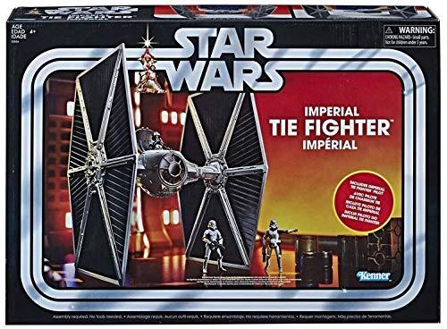 Vintage Tie Fighter Star Wars - Star Wars Vintage Collection Imperial Tie Fighter Exclusive Vehicle