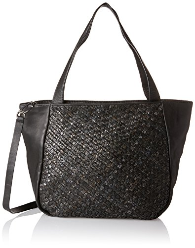 Black B Cosnwe 12x32x44 Schwarz Oil cm Women's T x Tulsa H Shoulder Bag Liebeskind Berlin BUwS8pnPx