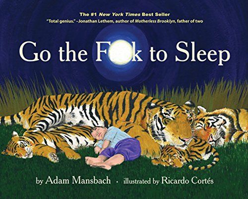 Pdf Humor Go the F**k to Sleep