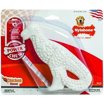 Nylabone Durachew Dental Chew Dino Dog Toy Large