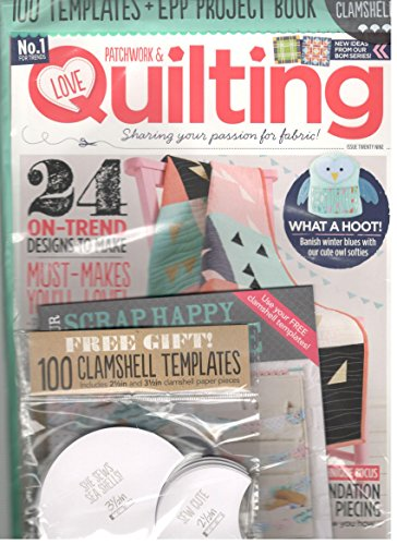 Love Patchwork & Quilting Magazine # 29