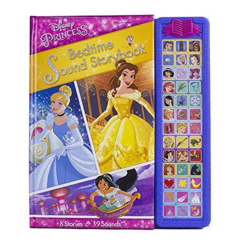 Disney Princess - Bedtime Sound Storybook - PI ()