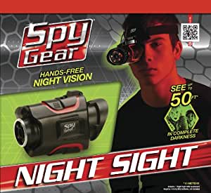 Spy Gear Night Sight Toys Games