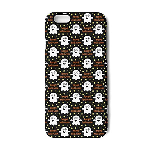 Halloween fantasmas Decor i-Phone 7Plus/8Plus Case Ultra Slim Fit Case Shock-Absorption Bumper Cover Soft for i-Phone 7Plus/8Plus -
