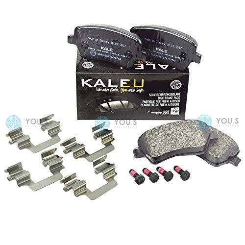 Kale 4106000q0k Front Axle Set of Brake Pads Brake Pads: