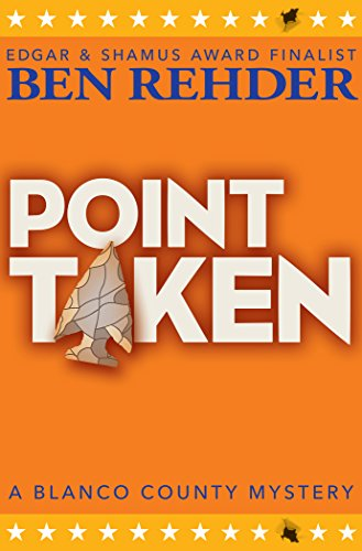 Point Taken (Blanco County Mysteries Book 10) cover