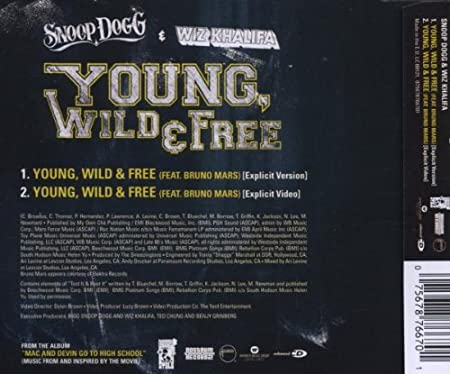 snoop dogg young wild  free
