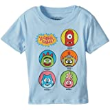 Yo Gabba Gabba Boys' Short Sleeve Tee Shirt