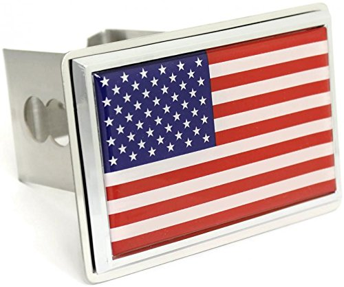US Flag Chrome Trailer 2