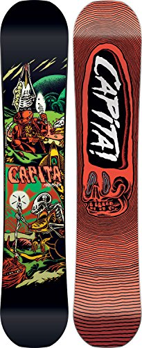 Capita Horrorscope Wide Snowboard Mens Sz 157cm (W) (Custom X-wide Mens Snowboard)