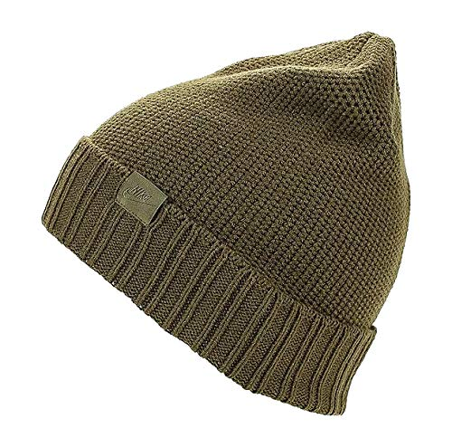 Olive Nike única Unisex Canvas 925417 Talla Honeycomb 395 Beanie Adulto Canvas Olive rfqYwar