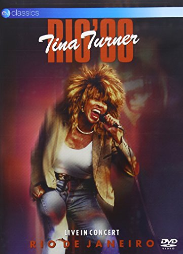 88 Red Star - Tina Turner: Rio '88 - Live In Concert